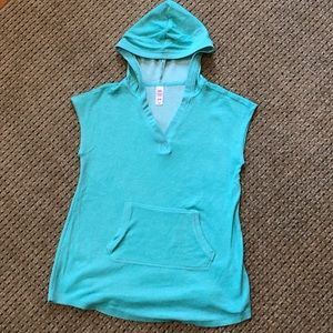 Girls Size 8/10 Swim Coverup From Justice